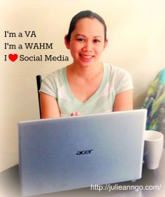 Work from Home as a Virtual Assistant #VA #VirtualAssistant #workfromhome