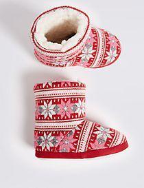 Kids' Fairlise Slippers