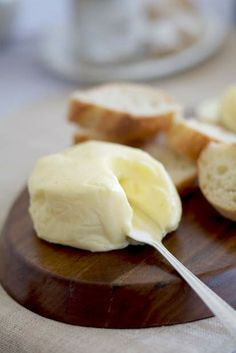 Cultured butter from Vermont Creamery
