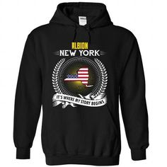 Born in ALBION-NEW YORK V01 - #shirt #womens. BUY TODAY AND SAVE  => https://www.sunfrog.com/States/Born-in-ALBION-NEW-YORK-V01-1530-Black-Hoodie.html?id=60505