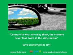 David Escobar Galindo is a famous poet, novelist and jurist born in Santa Ana, El Salvador.