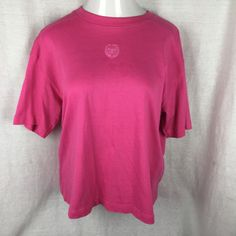 137b98c3b30ab Pre-owned Cabin Creek Women s Top Size Large Short Sleeve Cotton Blend   CabinCreek