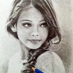pencil drawings of love Realistic Pencil Drawings, Pencil Art Drawings, Amazing Drawings, Art Drawings Sketches, Love Drawings, Beautiful Drawings, Portrait Sketches, Pencil Portrait, Portrait Art