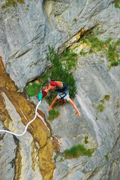 Bungy jumping in the Alps! My Goals, Alps, Switzerland, In The Heights, Scary, Bucket, Joy, In This Moment, Adventure