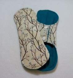 Heavy Flow Cloth Pads. Long mama cloth.  by CottonClothPads, $5.00