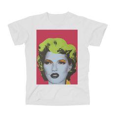 Banksy Kate Colours Women's T-Shirt
