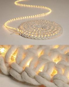 Light Carpet by Johanna Hyrkas | Anteeksi | Please subscribe to my weekly newsletter at upcycledzine.com ! #upcycle
