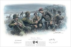 band of brothers art prints - Bing Images