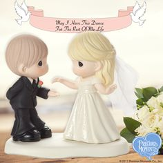 Find wedding figurines, along with a wide variety of ornaments, photo frames, snow globes, music boxes and more to celebrate all of life's special occasions at Precious Moments. Precious Moments Wedding, Precious Moments Quotes, Precious Moments Figurines, Wedding Cake Toppers, Wedding Cakes, 50 Wedding Anniversary Gifts, Cute Cartoon Characters, Wedding Toasts, Wedding With Kids
