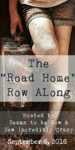 September2016: Road Home  Row Along