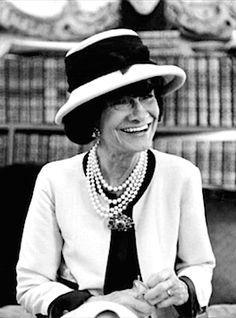 Coco Chanel photographed by Douglas Kirkland in her apartment at House of Chanel, 1962