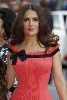 Woman Magazine Awards in Madrid - Telenovela Teresa, Salma Hayek, Madrid, Awards, Beautiful Women, Hollywood, Actresses, American, Model