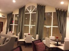 Inspired Drapes installation by Budget Blinds of Crow River Area, MN