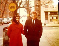 jackie and john f kennedy