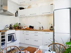 biały aneks kuchenny