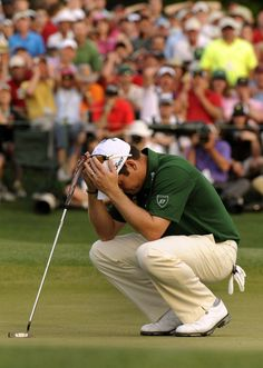 Sunday at The Masters: Oosthuizen knows