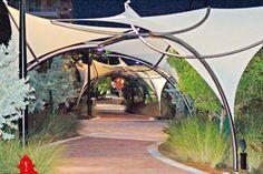 Tensile Shades in UAE: