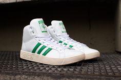 adidas – Kazuki X Mark Mcnairy MCN Monte Carlo Mid 84-Lab (white/ green) #ADIDAS #MARCMCNAIRY #KAZUKI #($LAB #SNEAKERS  #SUPPA
