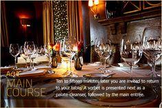 Hobbit Restaurant - Elegant, Fine Dining in Orange, California