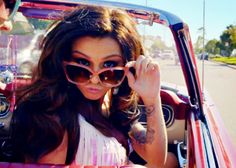 Picture of Cher Lloyd — Oath Music Video Cher Lloyd, Girl Celebrities, Celebs, Pop P, Becky G, She Song, Me As A Girlfriend, Celebrity Pictures, Dark Hair
