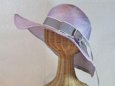 Bonnet Millinery - clarissa wide brim hat