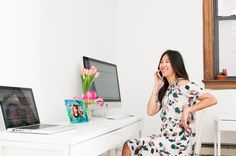 Grace Lee of Nine Naturals // #workingmom #pregnancy #mompreneur