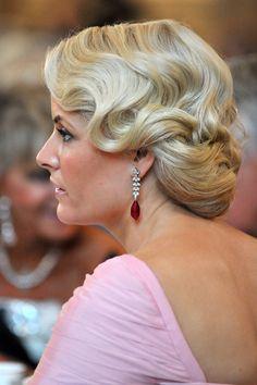 Crown Princess Mette-Marit of Norway - Crown Princess Victoria & Daniel Westling: Pre Wedding Dinner - Inside
