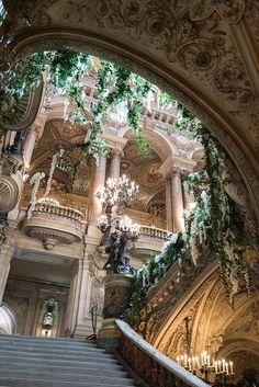 Baroque Architecture, Beautiful Architecture, Beautiful Buildings, Beautiful Places, Interesting Buildings, Classical Architecture, Historical Architecture, Ancient Architecture, Nature Aesthetic