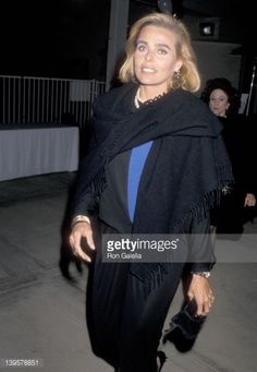 Actress Margaux Hemingway attends the First Annual Hollywood Horse Show to Benefit the Make-A-Wish Foundation on March 17, 1990 at Los Angeles Equestrian Center in Burbank, California.