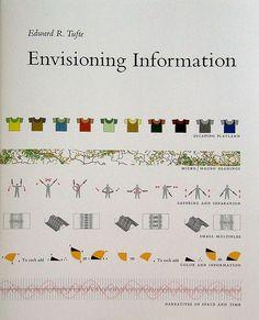 Edward Tufte. Envisioning Information
