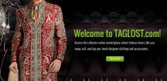 Welcome to TAGLOST.com!   access the ultimate online marketplace where fashion lovers like you swap, sell, and buy pre-loved designer clothing and accessories.  Use TAGLOST to turn your closet into an online boutique.