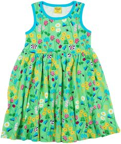Meadow Dress from the Nordic Fairyland collection of Future Fashion. Ben And Holly, Future Fashion, Summer Girls, Baby Kids, Dress Up, Babies, Couture, Summer Dresses, Green