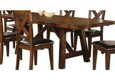 picture of Mango Dining Table  from Dining Tables Furniture
