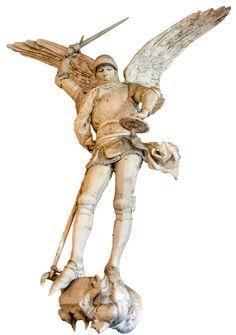 Más tamaños | Archangel Michael triumphant | Flickr: ¡Intercambio de fotos!