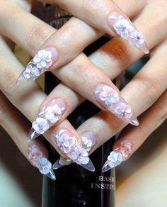 Gorgeous Bridal Nail Art Ideas https://www.facebook.com/cucciouk/videos/vb.168172016700513/511243755726669/?type=2&theater
