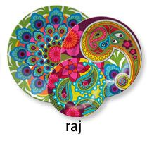 French Bull Collections | Dinner Plates, Side Plates, Platters, Mugs & Serveware | Live VIVID!