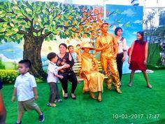 Nhân Tượng Việt cung cấp Nhân Tượng - Model - Body Painting - Vẽ tranh 2D 3D đường phố- 2D 3D không gian - Poppinger - Hài Câm - Mascot Siêu quậy.v.v.v