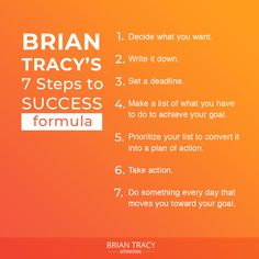 7 steps success formula by Sucess Quotes, Self Quotes, Motivational Quotes, Care Quotes, Qoutes, Life Motivation, Fitness Motivation, Entrepreneur Motivation, Exercise Motivation