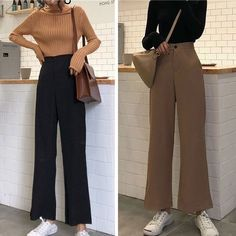 Wear to Work Outfit Ideas. Womens Casual Office Fashion ideas and dresses. Womens Work Clothes Trending in 34 Outfit ideas. Look Fashion, Hijab Fashion, Korean Fashion, Fashion Outfits, Womens Fashion, Muslim Fashion, Curvy Fashion, Mode Outfits, Korean Outfits