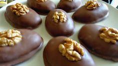 Μελομακάρονα με σοκολάτα . Από τα ωραιότερα!! ~ ΜΑΓΕΙΡΙΚΗ ΚΑΙ ΣΥΝΤΑΓΕΣ