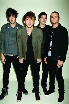 All Time Low-best band ever.