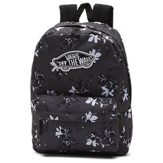 backpacks Find backpack at Vans. Shop for backpack, popular shoe styles, clothing, accessories, and much more! Pretty Backpacks, Cute Mini Backpacks, Girl Backpacks, School Backpacks, Leather Backpacks, Leather Bags, Vans Backpack, Floral Backpack, Backpack Bags