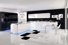 10 Kitchen Layouts