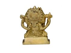 Panchmukhi Ganesha in Brass Buy online from India