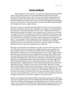 romeo and juliet literary analysis essay