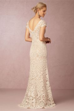 August Gown in Bride Wedding Dresses at BHLDN