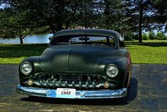 Lead Sled   1949 Mercury Lead Sled Photograph - 1949 Mercury Lead Sled Fine Art ...