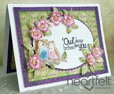 Heartfelt Creations | Owl Always Be There For You