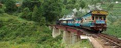 NILGIRI TOY TRAIN - OOTY - TAMIL NADU - INDIA