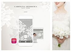 We can't get enough of these ready-made apps and websites from Appy Couple. Need one? Grab your Luxury Collection design by Carolina Herrera. Using the code LOVERS will score you 30% off. www.appycouple.com